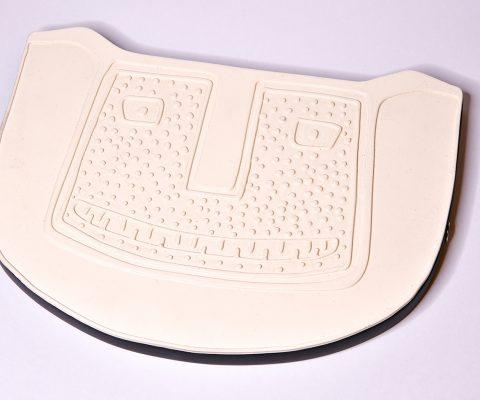 Tablilla háptica con diseño de escudilla