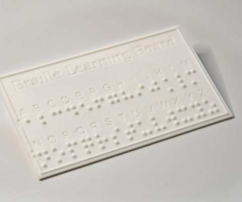 Tablilla Braille
