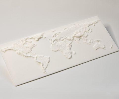 Tablilla Mapa Mundi