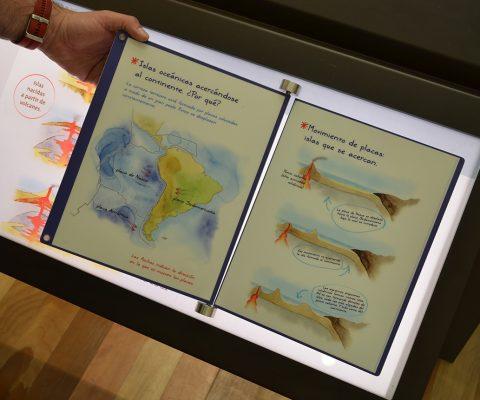 Libro rígido el Museo de Historia Natural de Valparaíso